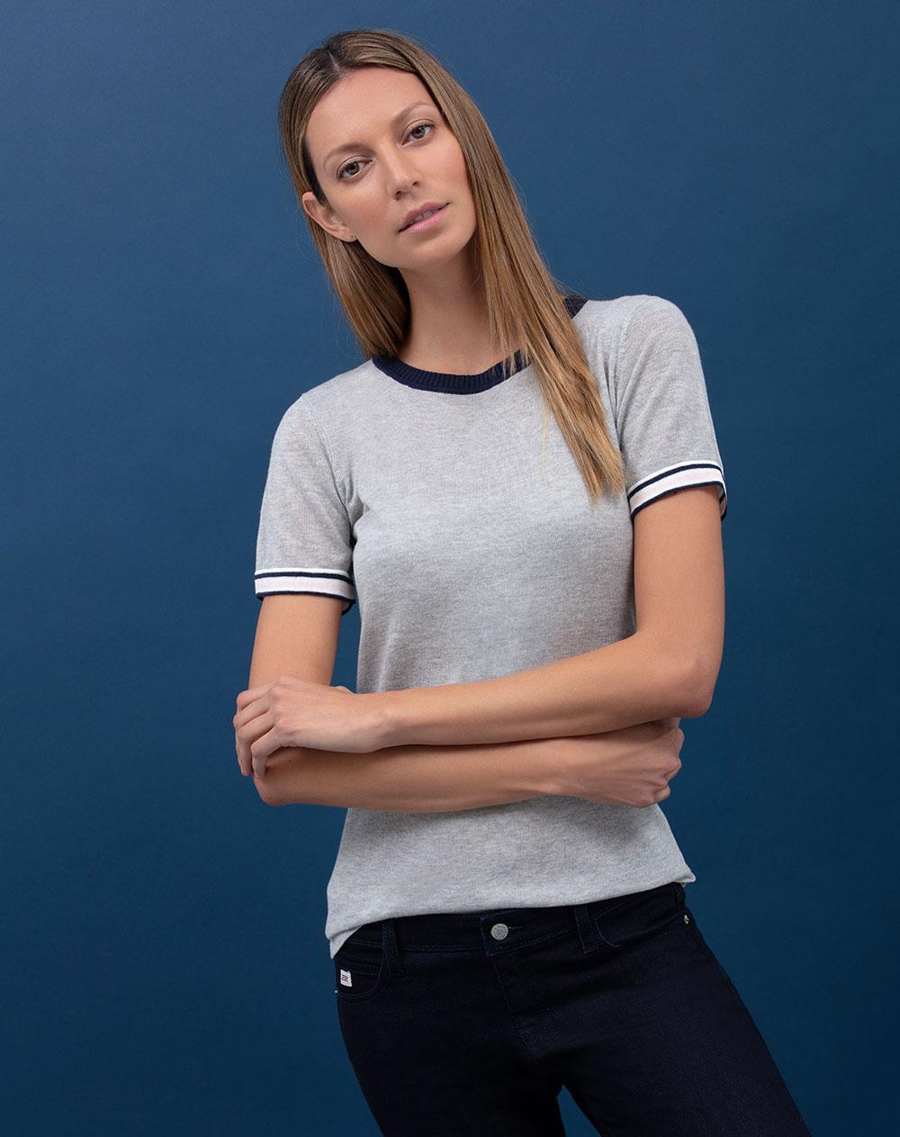 dd99427a178f Camisas y Camisetas Exterior Mujeres Punto Blanco