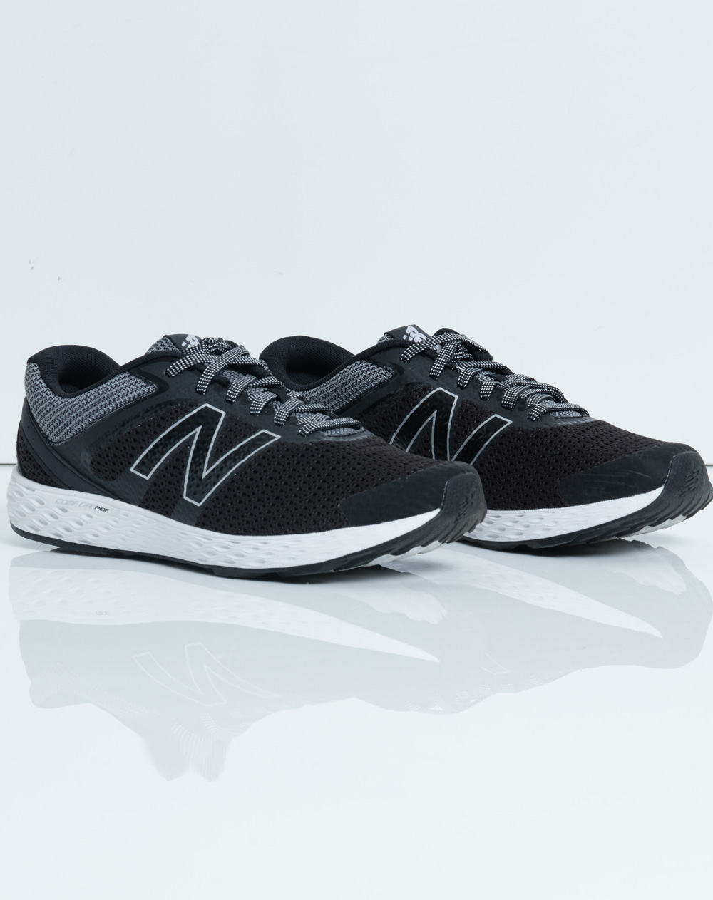 zapatos new balance hombre running negros